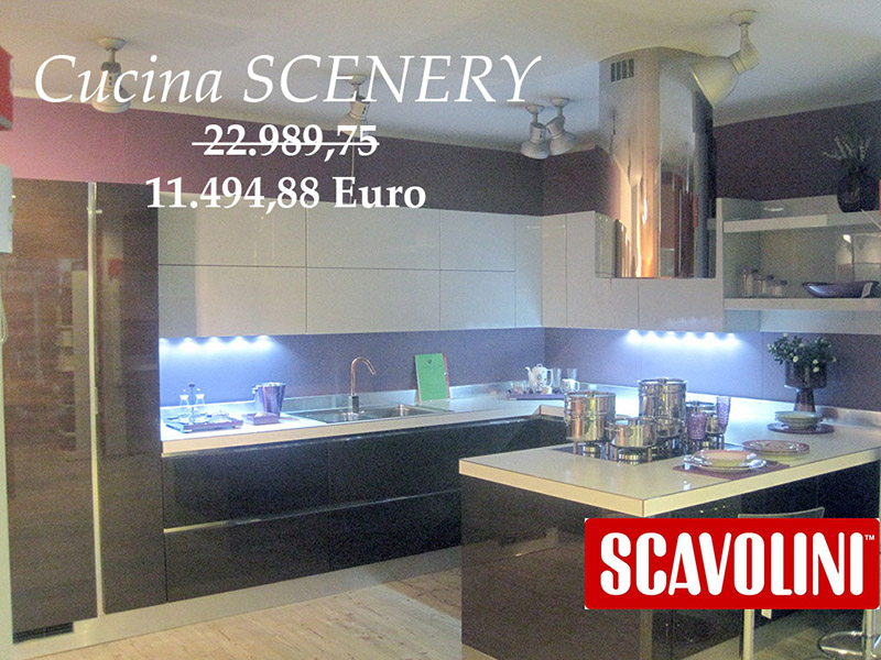 Emejing Cucina Scenery Scavolini Contemporary - Home Interior ...