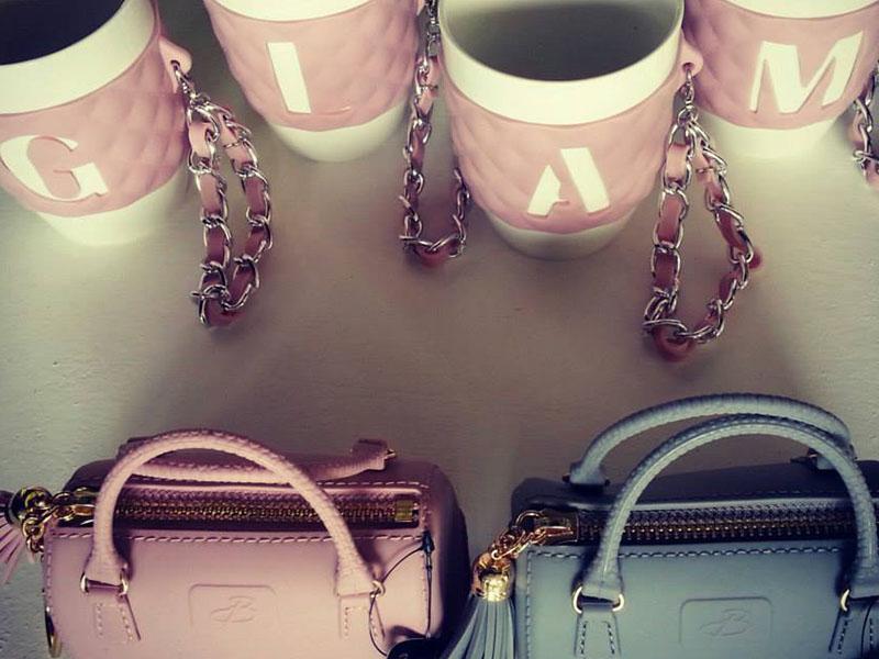 oggetto borsa tazza